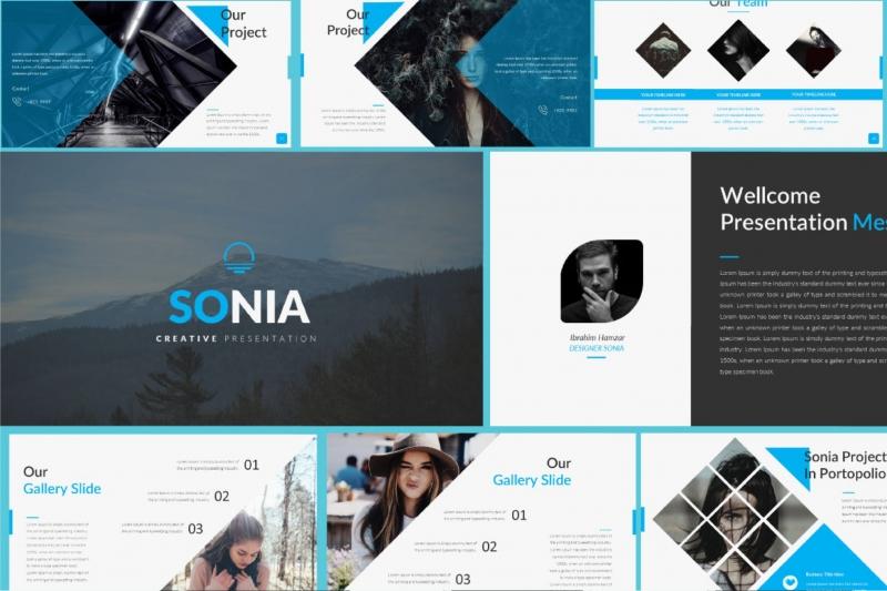 Sonia Powerpoint
