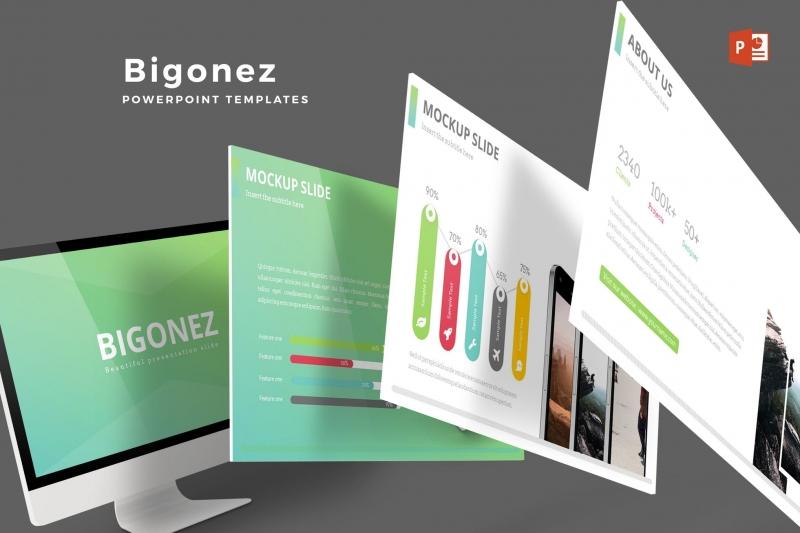 Bigonez-Powerpoint模板