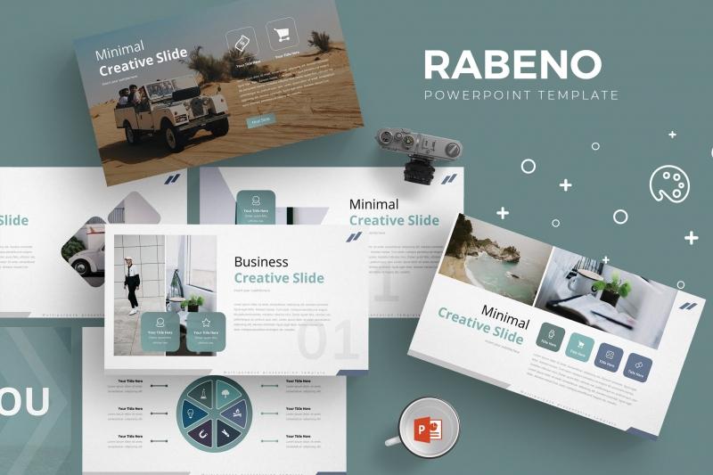Rabeno-Powerpoint模板